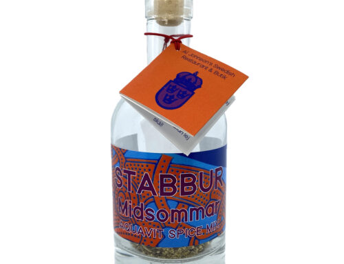 Al Johnson's Introduces Stabbur® Aquavit Spice Mixes