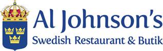 Al Johnson's Swedish Restaurant, Butik & Stabbur Logo