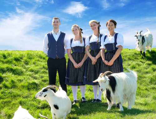 Al's Intros New Dirndl Design for Servers for First Time in Over 20 Years